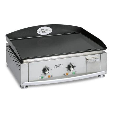 cuisiner à la plancha electrique la plancha pl600 un modèle électrique performant et design