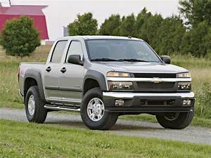 2004 Chevrolet Colorado - Overview