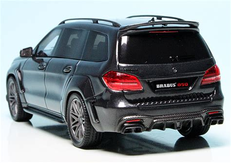 Having set the standards for luxury automobiles for almost a century, mercedes never rest on their laurels and continue to produce astounding vehicles, and with. Brabus 850 Widestar XL / Mercedes Benz GLS 63 AMG (X166 ...