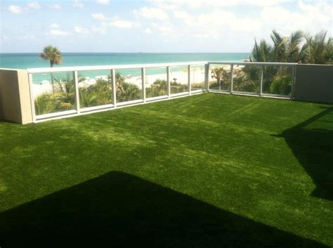 Green Rooftops Synthetic Grass Installations Photo Gallery