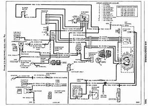 1979 Chevrolet Ignition Wiring