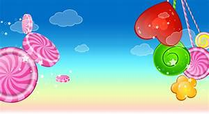 Candy Land Background Pictures to Pin on Pinterest - PinsDaddy