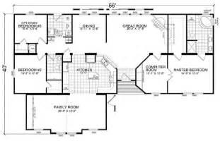 Pole Barn Style House Floor Plans