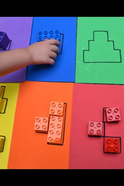 geometry using legos to fill in different shapes 673 | d517a617c4e03f964c273925d449b078
