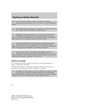 2006 Ford F350 Problems, Online Manuals and Repair Information
