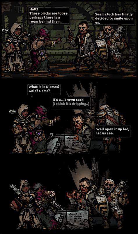 Darkest Dungeon Memes - dismas head darkest dungeon know your meme