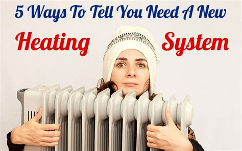 5 Ways To Tell You Need A New Heating System  Swan Plumbing, Heating & Air Of Denver