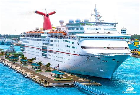 Carnival Cruise Ship Receives Multi-Million Dollar Makeover