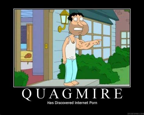 Quagmire Meme - when quagmire discovered internet porn family guy