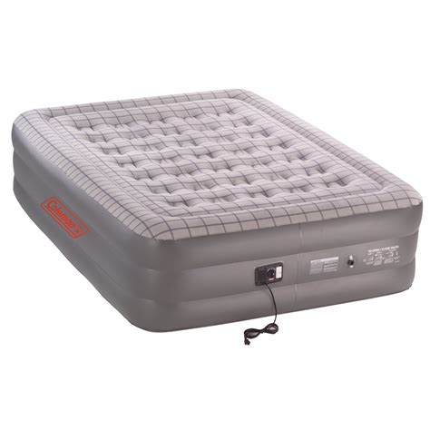 up air mattress review of the aerobed premier with built in air bed