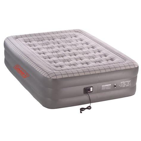 top air mattress coleman air bed review best air mattress guide
