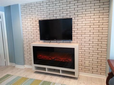 pin  contemporary  wall electric fireplaces