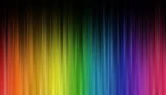Red-Orange Yellow-Green Blue Purple Rainbow
