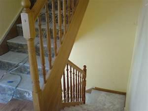 Rampe Pour Escalier : rampe pour escalier beton ~ Melissatoandfro.com Idées de Décoration