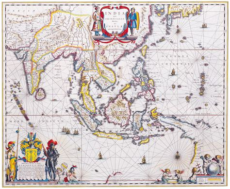antique maps   worldmap  south east asiawillem