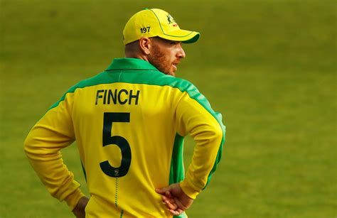Allrounders impress Finch as Aussies firm for sole change ...