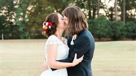 reed robertson  duck dynasty   forest wedding