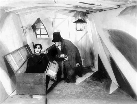 cabinet du docteur caligari cirque horreur et cin 233 ma clair obscur