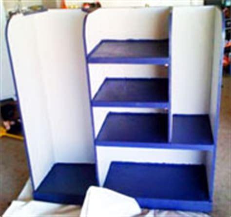 golf bag storage rack plans
