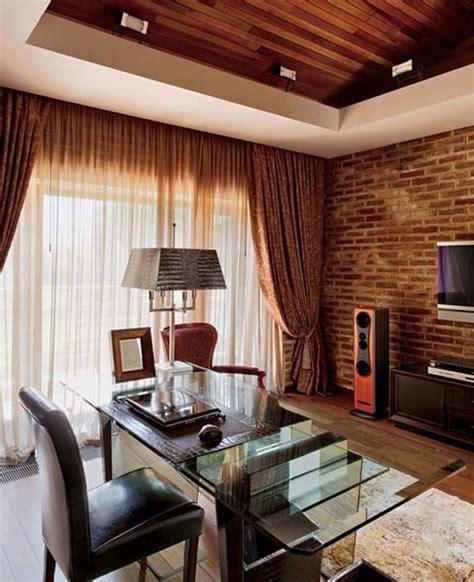 fascinating accent brick walls   interior design
