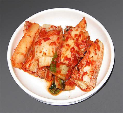 Gimchi Kimchi Rezept Nordkorea