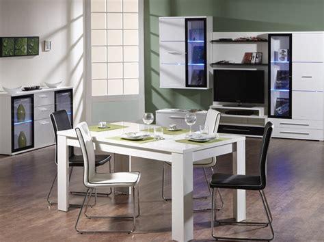 table et chaises de cuisine alinea salle à manger conforama avec table blanche photo 3 10