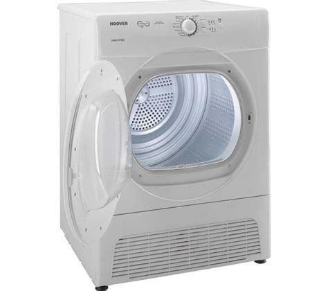 Buy HOOVER VTC5911NB Condenser Tumble Dryer   White   Free