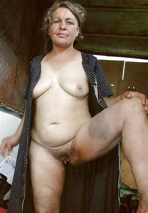 Dirty And Horny Homeless Grandma Mature Slut 9 Pics