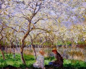 Springtime, 1886 - Claude Monet - WikiArt.org