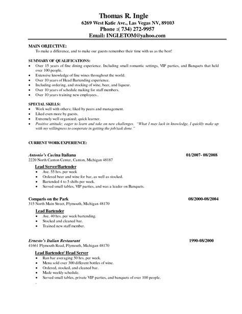 What Skills To Put On Resume For Fast Food by Resume With Profile Exles What To Put On A Resume For Skills And Qualities Hr Generalist