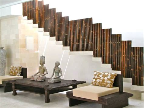 rustic bamboo interior designs  crafts