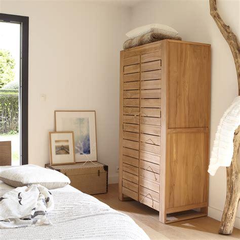 armoire chambre bois cuisine armoire en bois pas cher et armoires bois massif