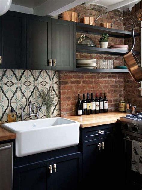 las cocinas negras son las nuevas cocinas blancas cocinas