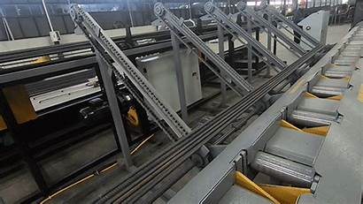 Manufacturing Line Intelligent Production Proizvodna Processing Bar