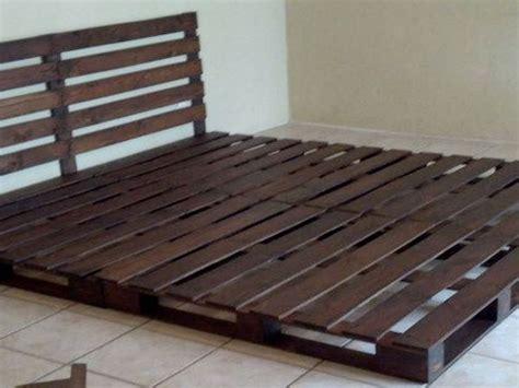 34 id 233 es de lit en palette bois 224 faire pour la chambre faire la tete lit palette et troisieme