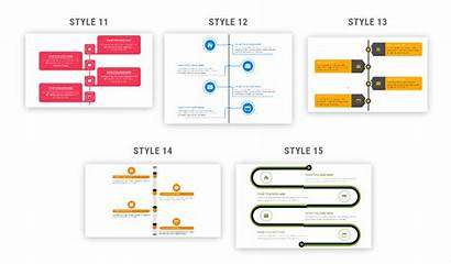Divi Layouts Timeline Pack Templates Template