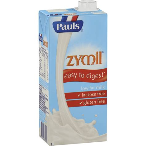 Pauls Zymil Lactose Free Long Life Milk 1l Woolworths