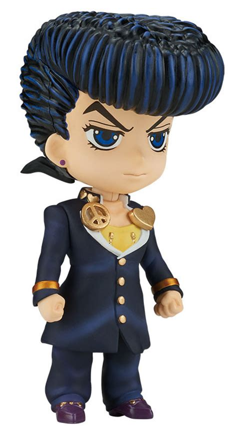 Set To Be Released In September The 11cm Figure With Base Three Expression Bag Comb And Everything Else You Need For Jojo Dachi Posing Goes Crunchyroll Respect The Hair Of Quot Jojo S