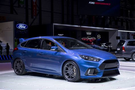 Genève 2015: Ford Focus RS