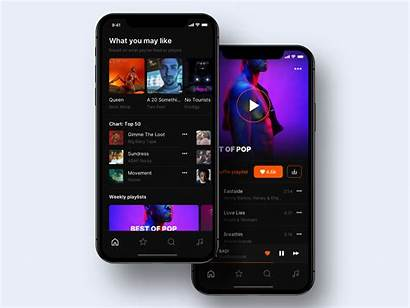 Soundcloud App Redesign Apple Dribbble Ios Sound