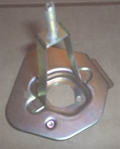 R  U0026 K Products   Onan A028w144 Airbox   Carburetor Adapter