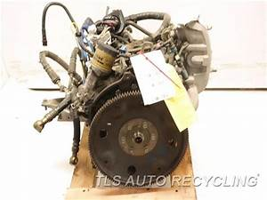 2005 Mazda Rx8 Engine Assembly