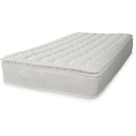 Walmart Bed In A Box by Sleep Revolution 11 Pillow Top Mattress In A Box