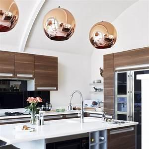 Statement kitchen designs lighting