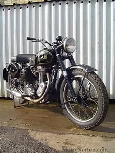 Ajs 1948 Model 16 350cc