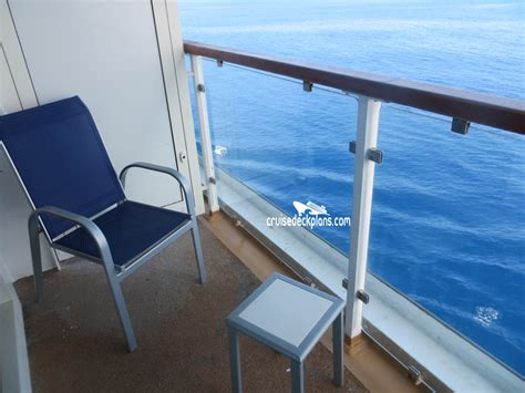 norwegian dawn balcony category