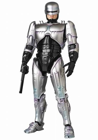 Robocop Action Figure Mafex