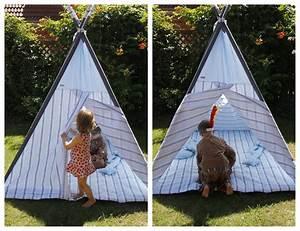 Spielzelt Für Kinder : ein spielzelt von belily f r das kinderzimmer lavendelblog ~ Whattoseeinmadrid.com Haus und Dekorationen