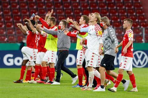 Kainz 53' (assist by d. 1. FSV Mainz 05 - News Detailansicht