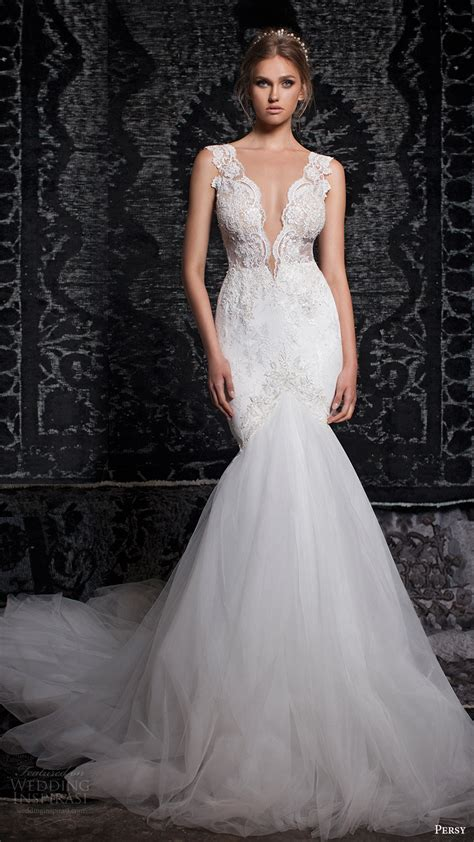 persy fall  wedding dresses bohemian gypsy bridal
